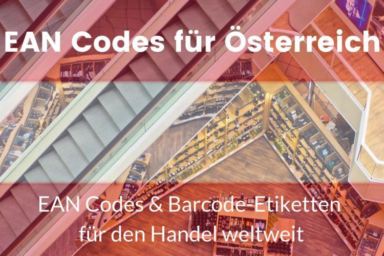 ean code kaufen österreich