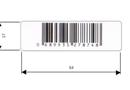barcode etiketten kaufen