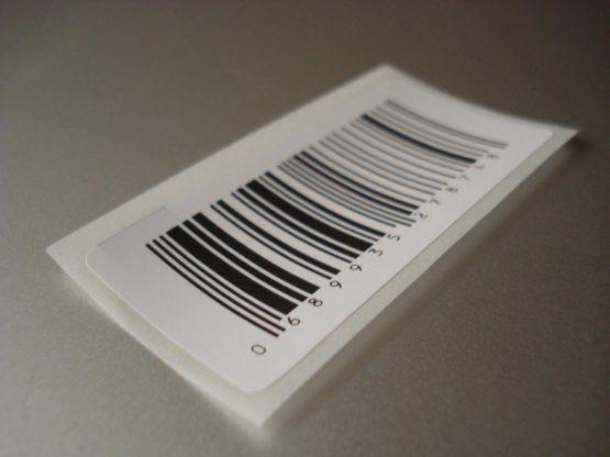 barcodeetiketten
