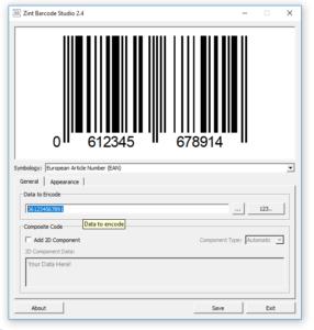 générateur de codes-barres en ligne