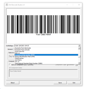 generate barcodes for free